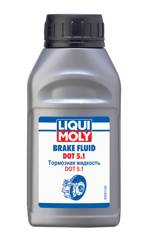 LIQUI MOLY Brake Fluid DOT 5.1 0,25л