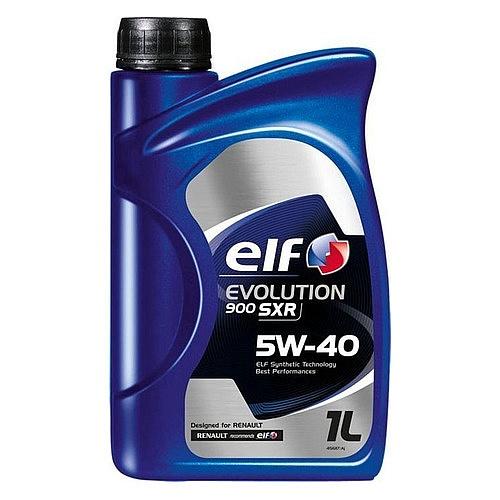 "Масло моторное ""ELF Evolution 900 SXR 5W-40 ACEA A3/B4; API SN/CF"", 1л"