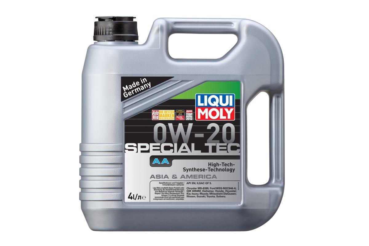 Liqui Moly Special Tec AA 0W-20