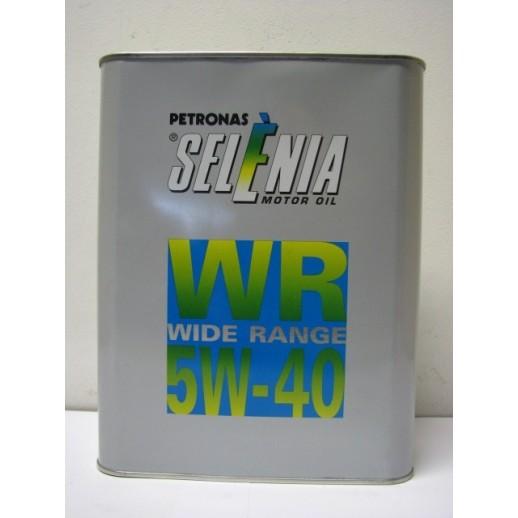 "Масло моторное ""SELENIA WR 5W-40 ACEA B3/B4; API CF"", 2л (дизель)"