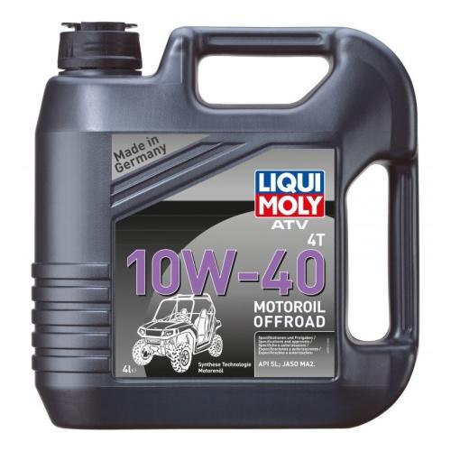 Liqui Moly ATV 4T Motoroil SAE 10W-40