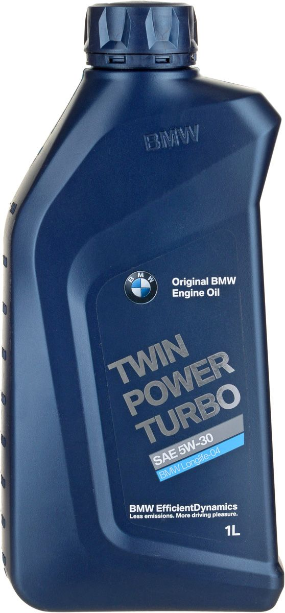 Масло BMW 5W-30 LL-04 TwinPower Turbo