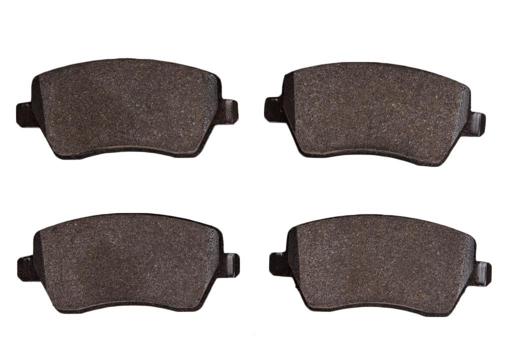 SP1564SNS колодки дисковые передние Nissan Micra/Note, Renault Clio/Logan/Dust