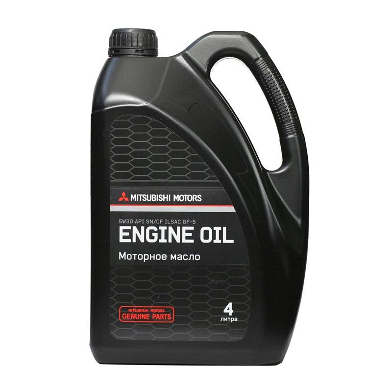 масло моторное 5w30 API SM 4л