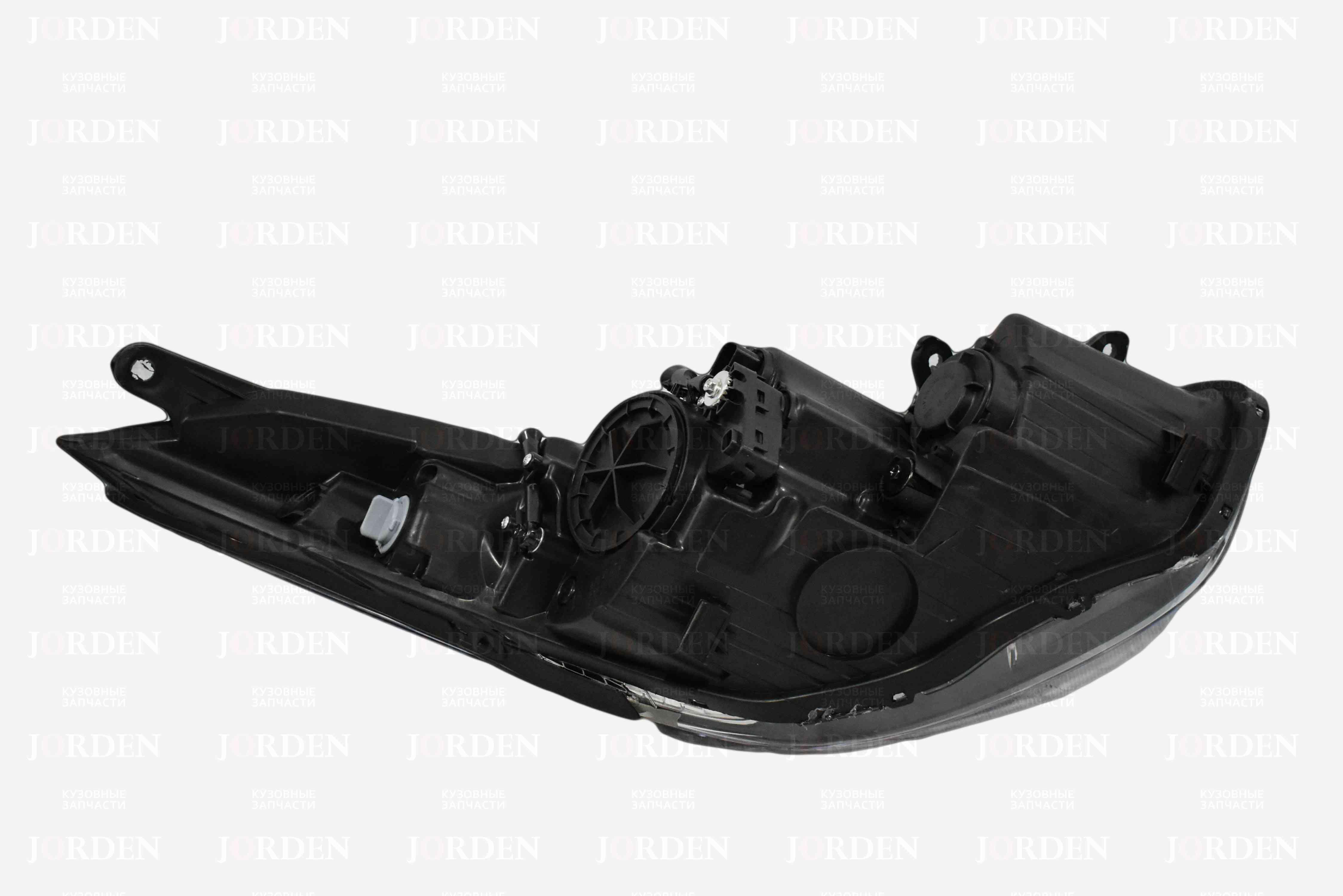 Фара под эл./кор Hyundai Elantra 14-16 LH Левая (JH02-ELT13-001-L / HNAVA14-000-L)