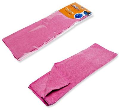 Салфетка из микрофибры фиолетовая (40*60 см)  (AB-A-06)