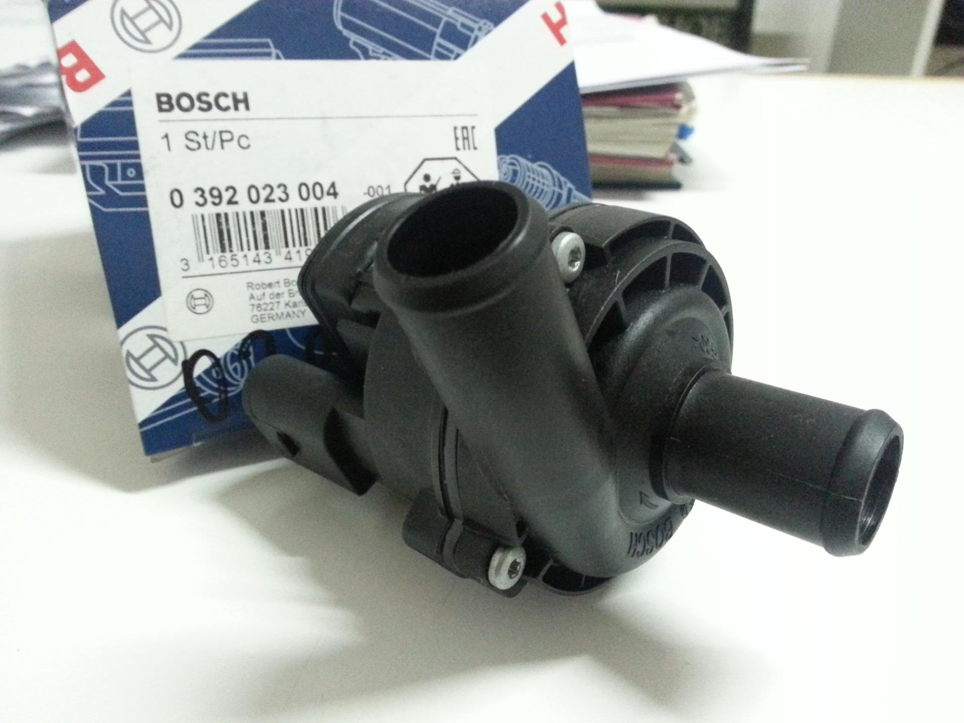Дополнительный водяной насос 906