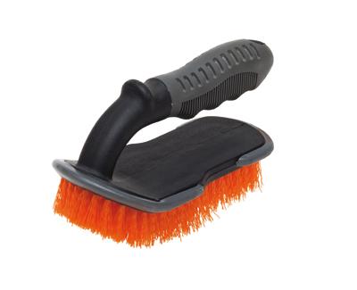 Щетка для мытья с жёсткой щетиной средняя (AB-I-02)
