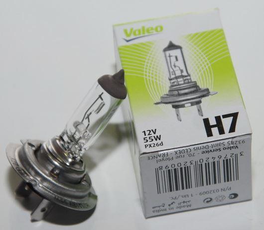 Лампа H7 Essential Standart 12V(55W) [картон]