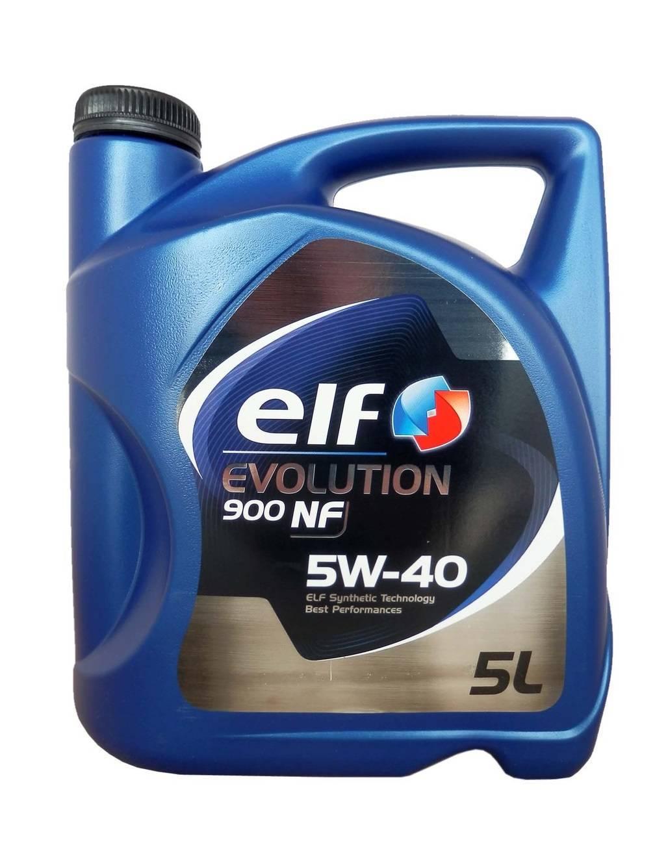 Elf Evolution 900 NF