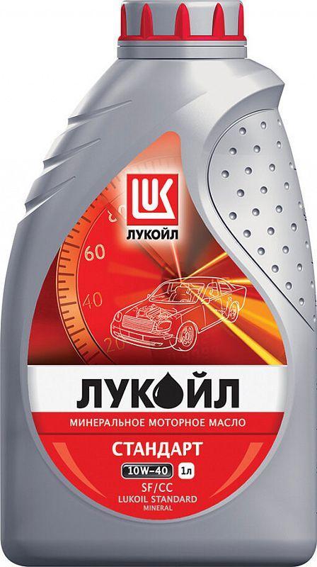 """Масло моторное минеральное """"Стандарт 10W-40"""", 1л"""