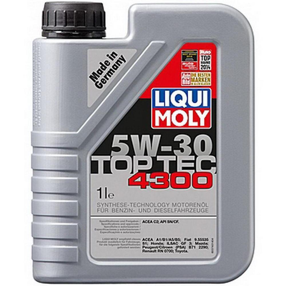 Liqui Moly Top Tec 4300 SAE 5W-30