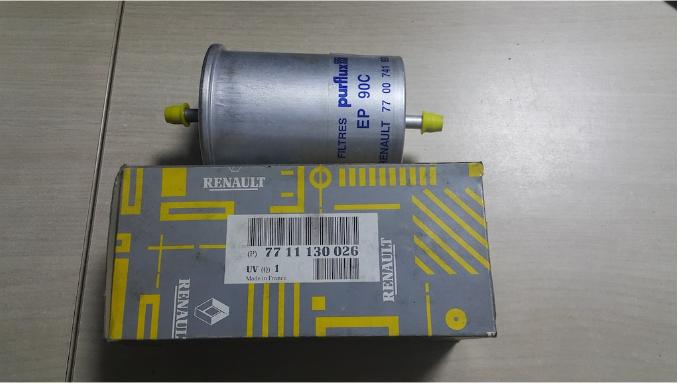 Фильтр топливный МОСКВИЧ (L206) R19 B53 RENAULT