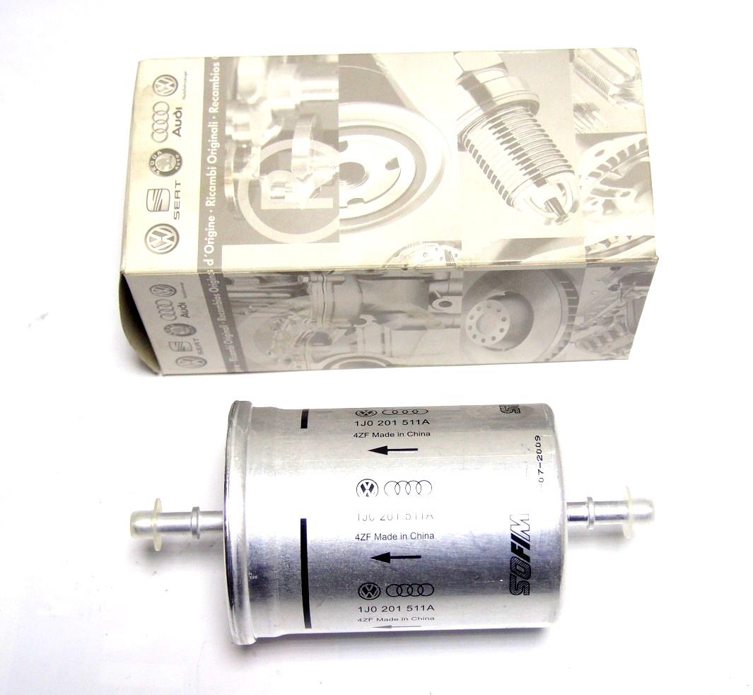 Фильтр топливный 1J0201511A