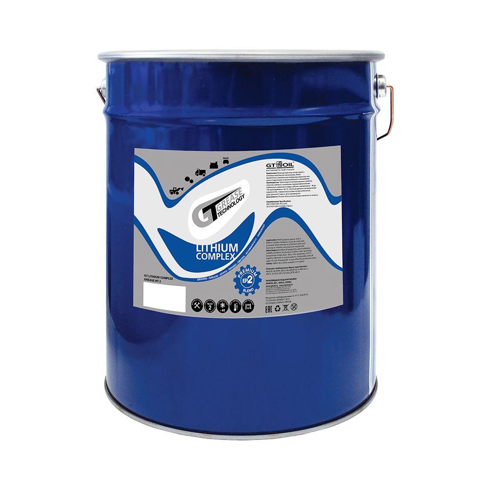 Смазка синяя GT Lithium Complex Grease HT (NL GI 2) (18л)