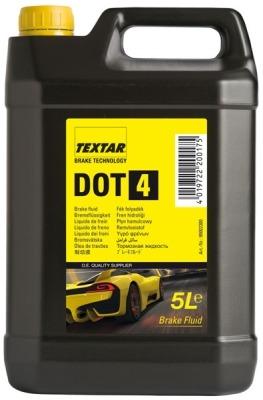 TEXTARBrake Fluid DOT4 5л
