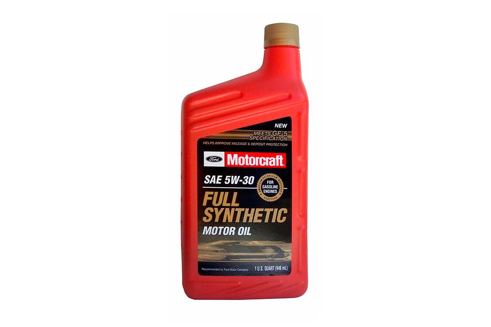 Motorcraft Full Synthetic Motor Oil