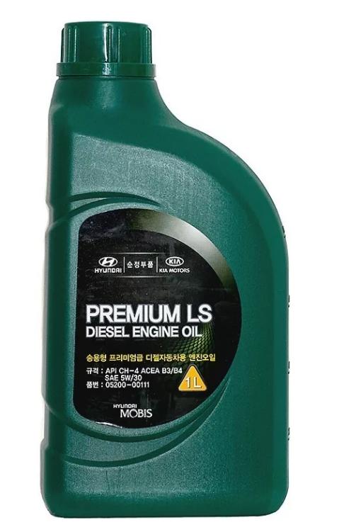 Hyundai/KIA Premium LS Diesel SAE 5W30 CH-4