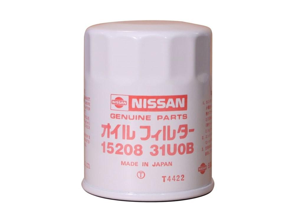 Масляный фильтр 15208-31U0B NISSAN PATROL; INFINITI I30; INFINITI FX45/35; INFINITI QX4; PATHFINDER