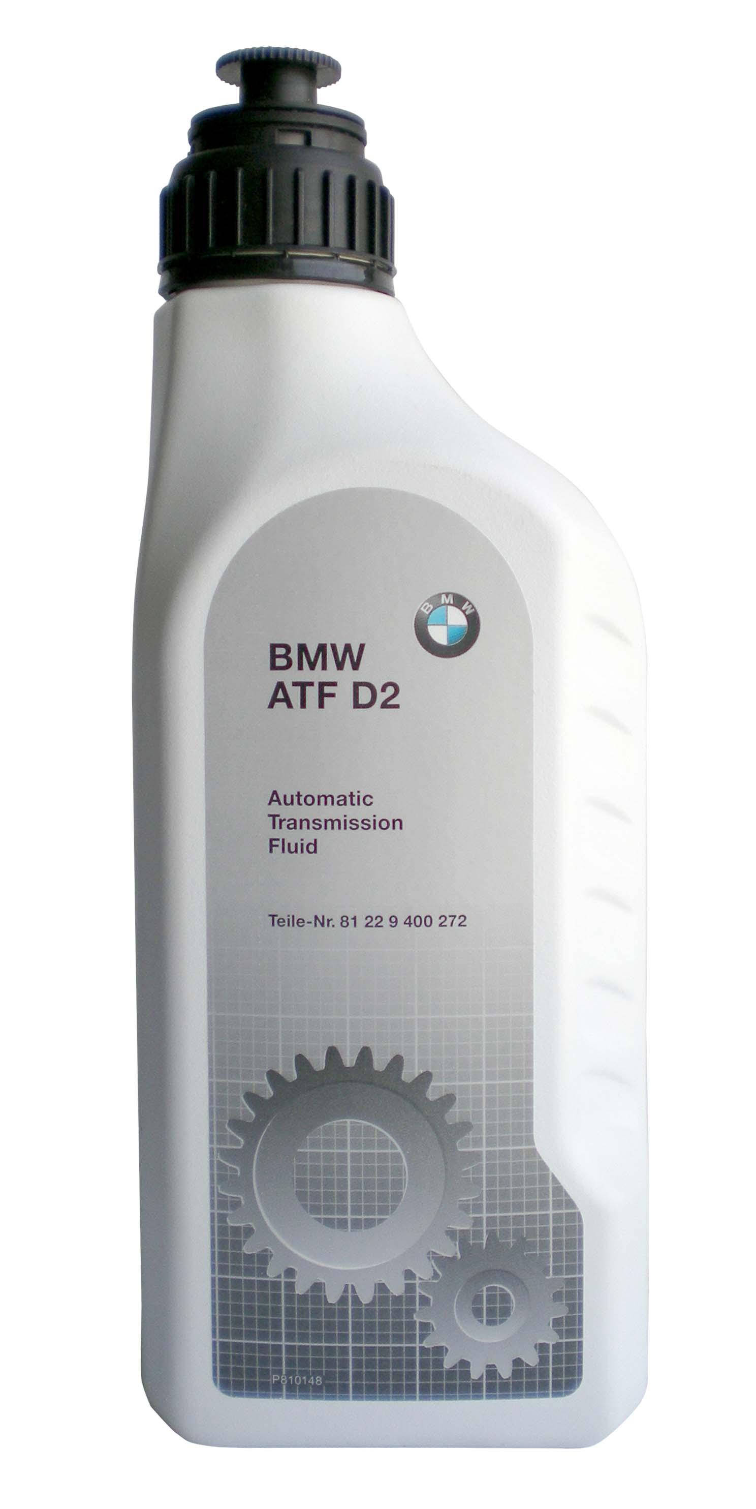 Жидкость ATF D2