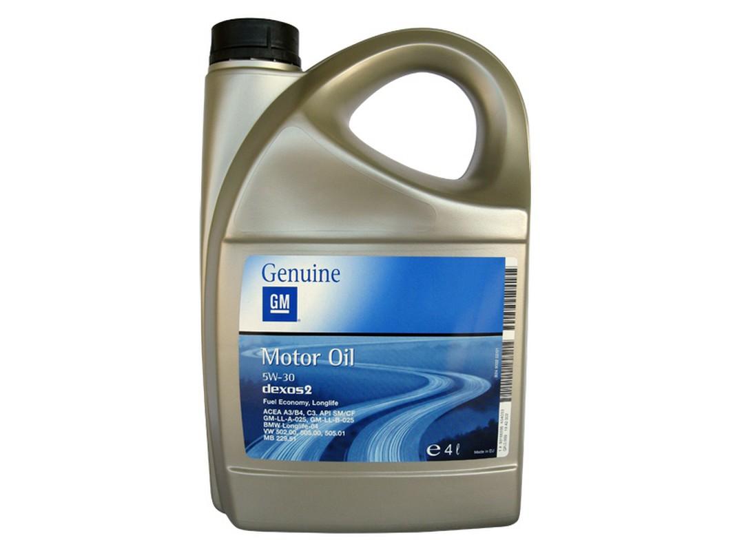 General Motors Dexos 2 5W-30