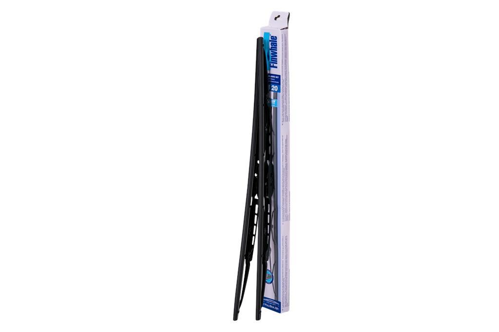 Щетка стеклоочистителя каркасная Finwhale FB20 ВАЗ 2110-12 Германия