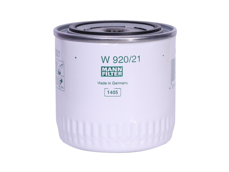 Фильтр масляный ВАЗ 2101 (W920/21) MANN Германия (10)
