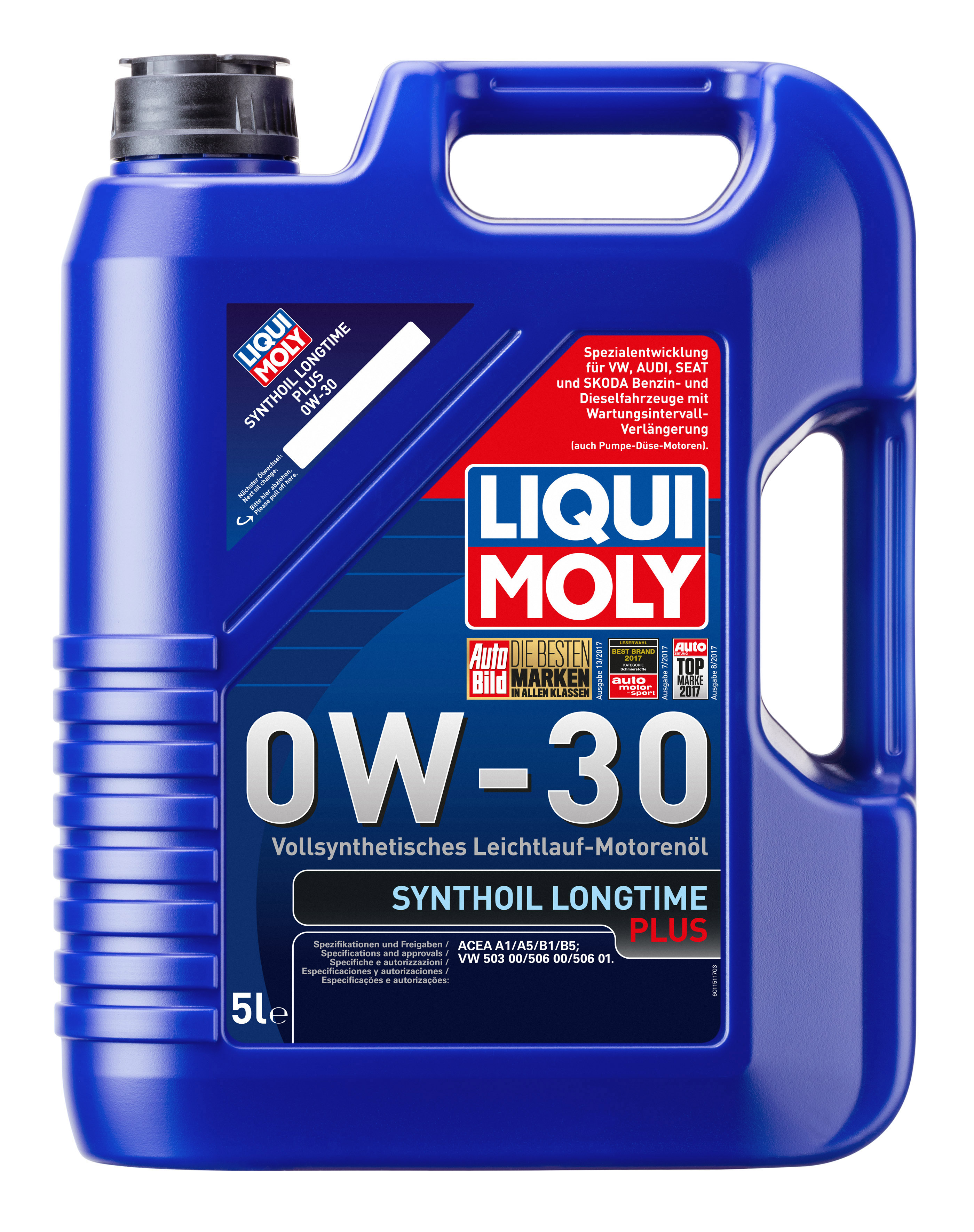 Liqui Moly Synthoil Longtime Plus SAE 0W-30