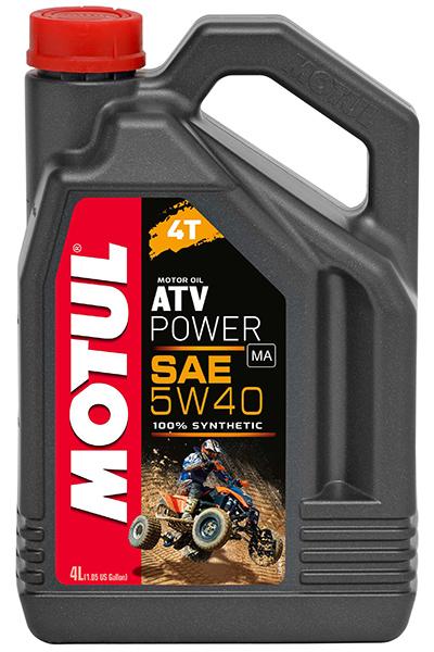 Motul ATV Power 4T SAE 5W-40