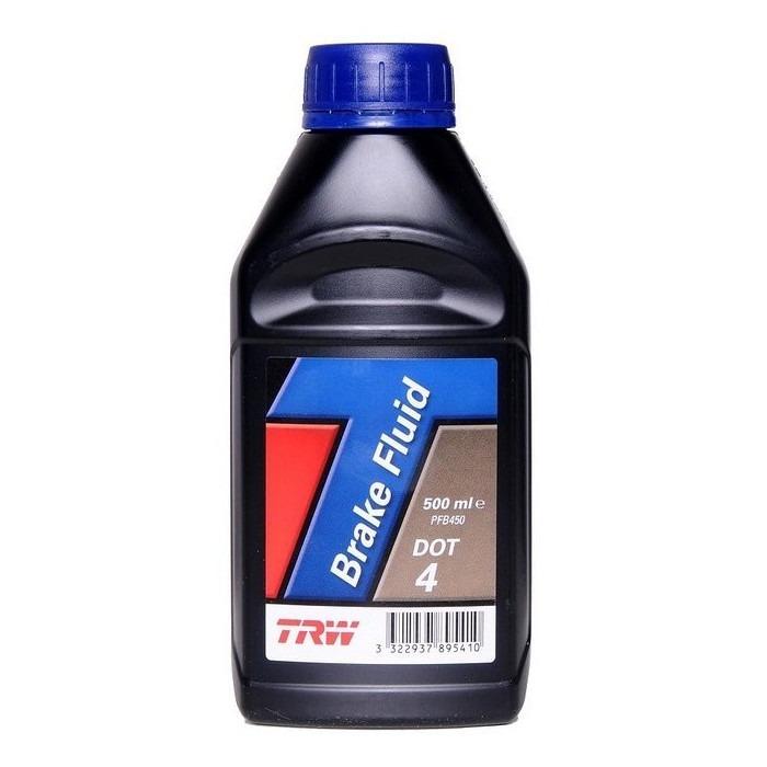 PFB450_жидкость тормозная! 0.5L DOT 4\