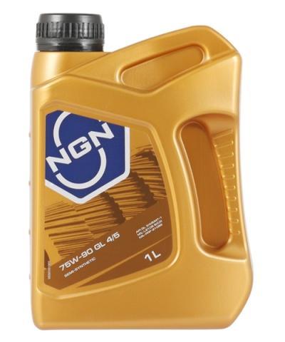 Масло транс. NGN 75W90 GL4/5 1л синт.