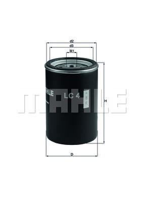 Фильтр воздушный катализатора (AdBlue SCR-System) DAF CF75/85IV (1686587) Knecht