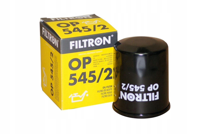 Фильтр масляный, FILTRON, OP5452