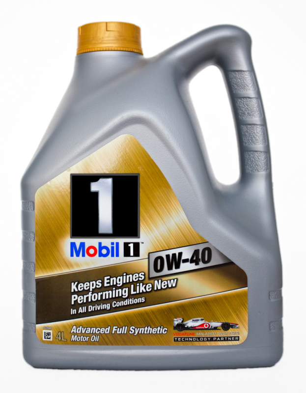 Mobil 1 New Life