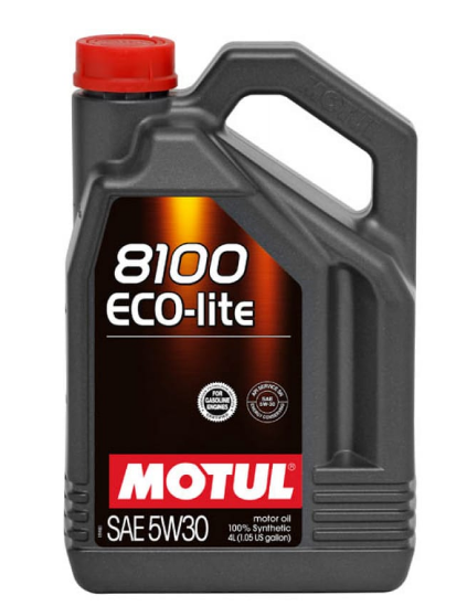Motul 8100 Eco Clean