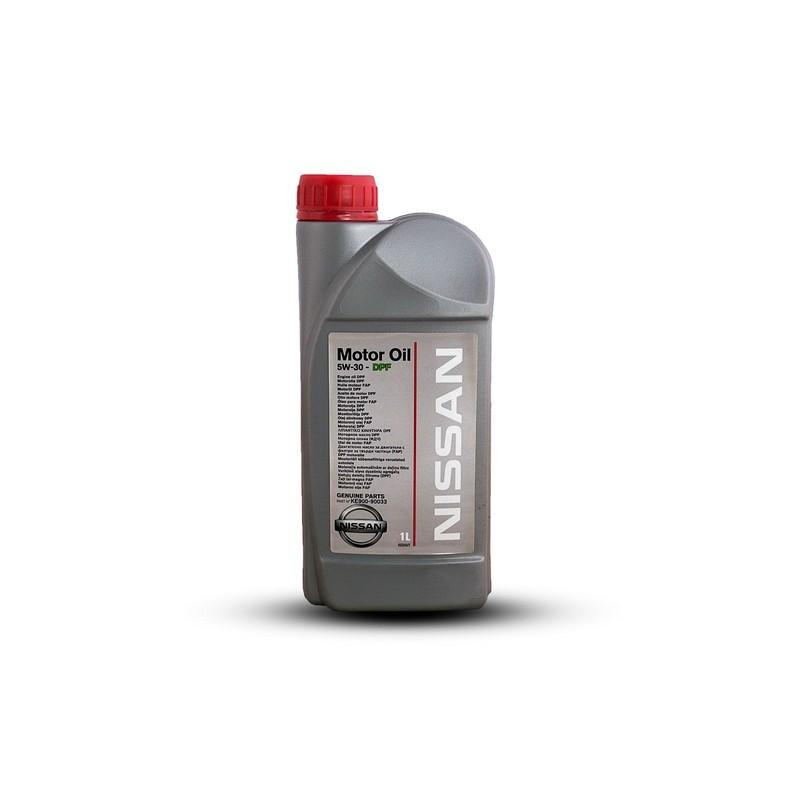 NISSAN Motor Oil SAE DPF