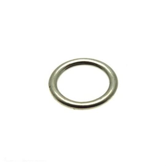 кольцо  уплотнительное  сливной  пробки