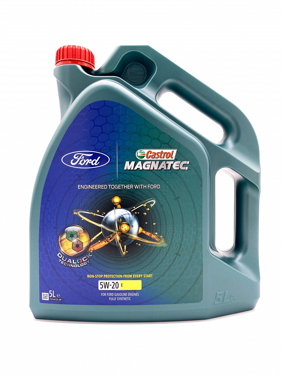"""Масло моторное """"FORD Castrol Magnatec Professional E 5W-20"""", 5л"""
