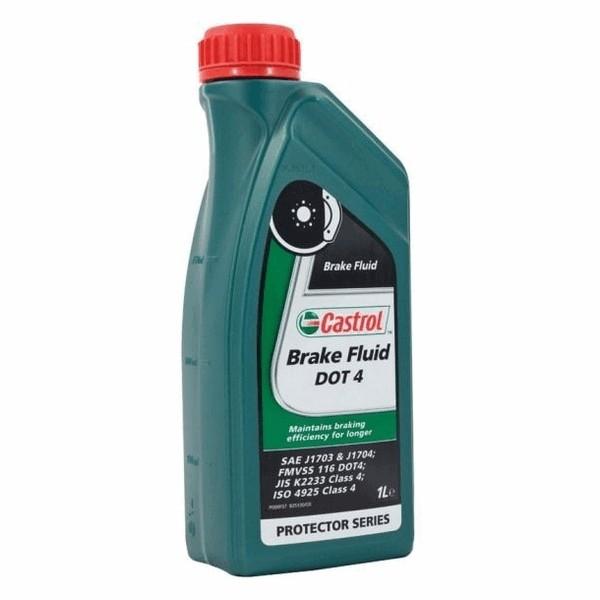 CASTROL Brake Fluid DOT4 1л