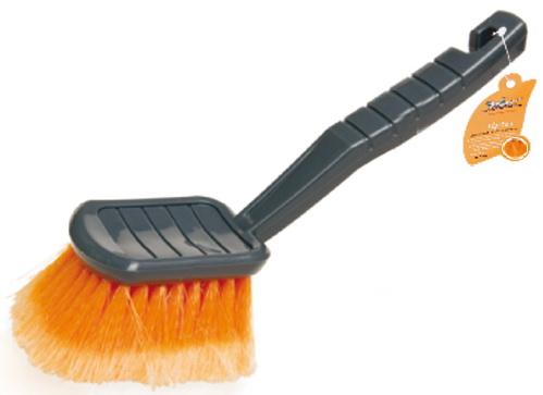 Щетка для мытья с мягкой распушенной щетиной (30 см)  (AB-I-03)