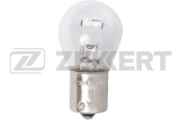 лампа 12V 21W с цоколем