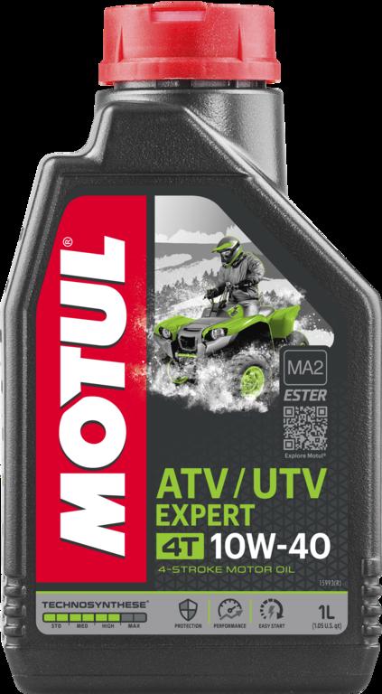 Motul ATV-UTV Expert SAE 10W-40