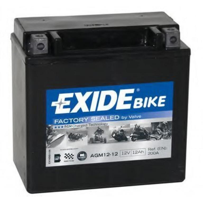 EXIDE AGM12-12