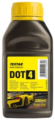 TEXTARBrake Fluid DOT4 0,25л