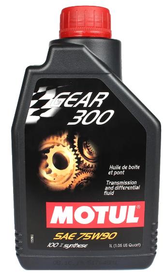 GEAR 300 Motul 105777