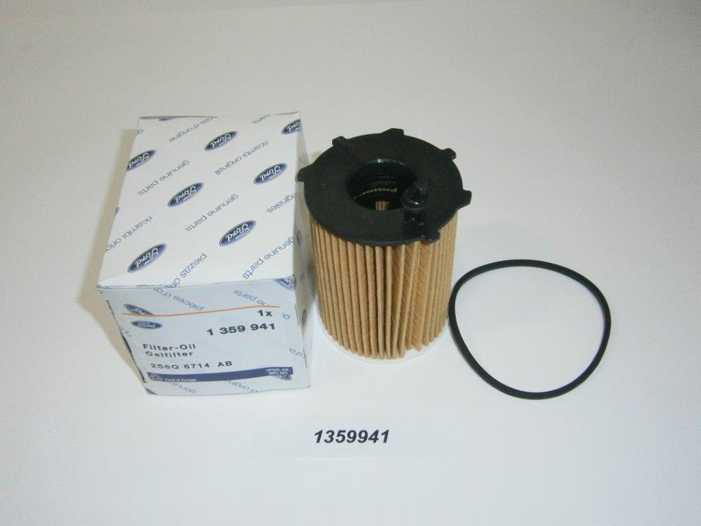 Фильтр масляный 1.6 D Focus II (2005 - 2011), C-Max