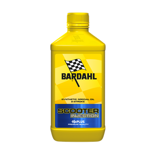 Bardahl Scooter Special Oil