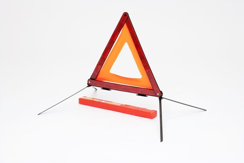 Знак аварийной остановки классический (ГОСТ Р) в пласт.кейсе (AT-02)