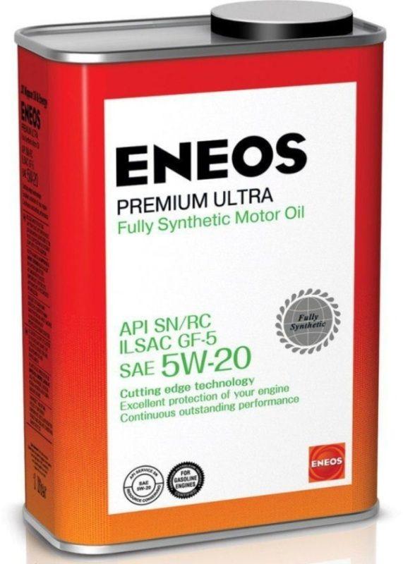 Eneos Premium Ultra 100% Synt. SN 5W-20