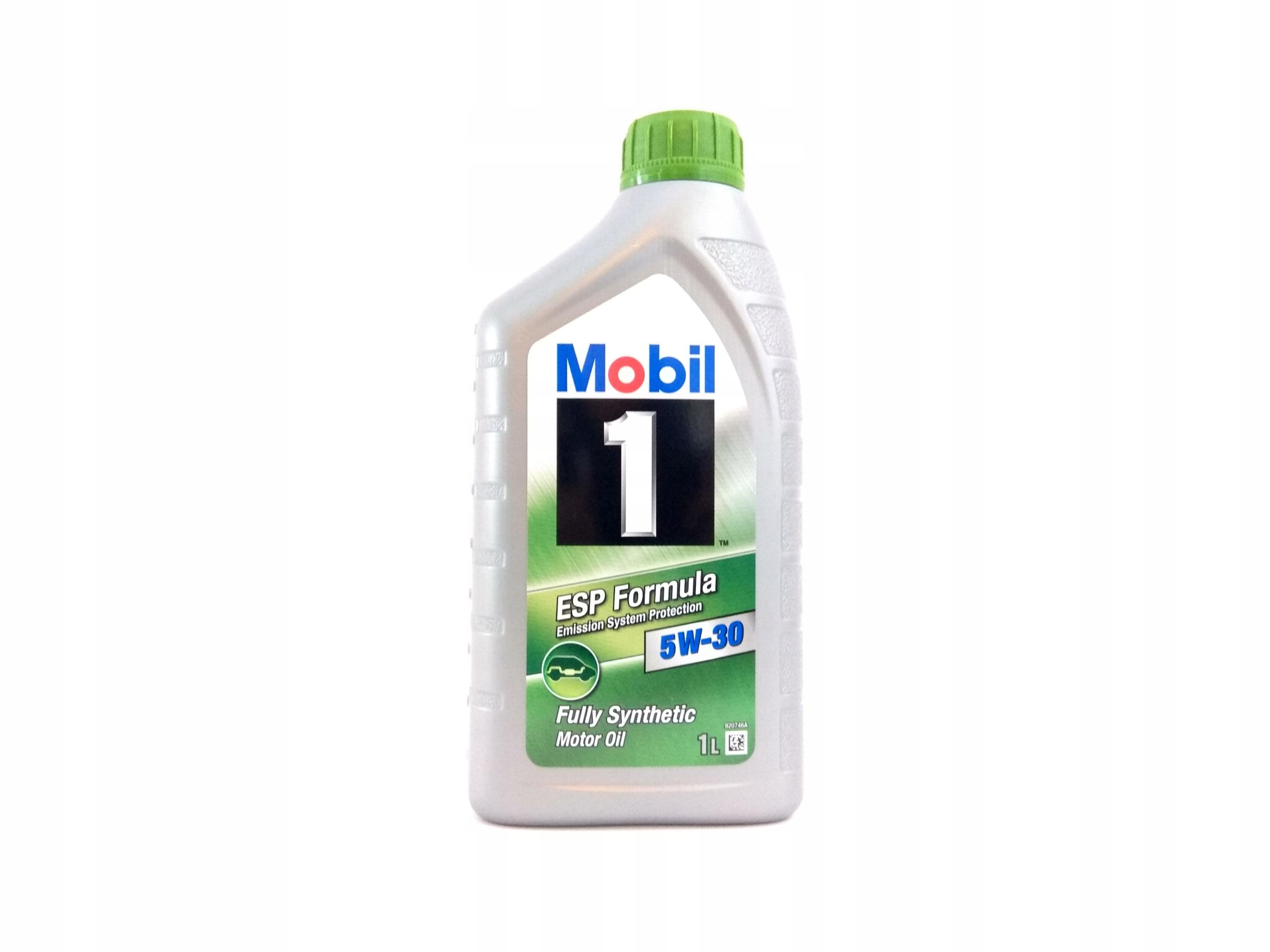 Mobil 1 ESP Formula